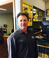 Central Automotive Service Center | Ed Beyer - Master Certified Technician
