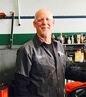 Central Automotive Service Center | Tim Brown - Master Technician