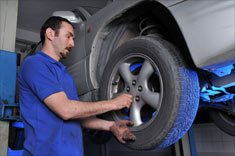 Tire Rotation Walnut Creek | Central Automotive Service Center